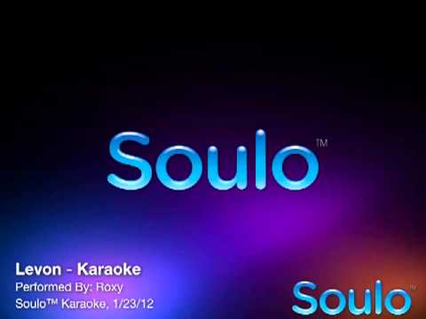 Levon (Karaoke)