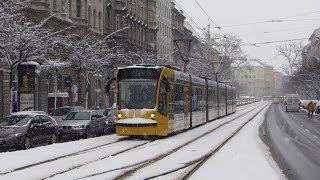 2013. márciusa: pót-tél Budapesten / Belated Winter in late March