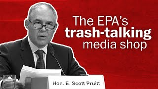Opinion | The EPA's totally real, on the record, responses to reporters