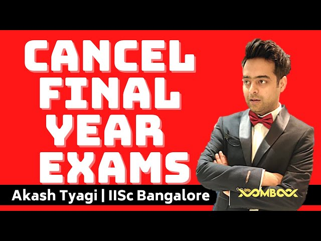 Students Lives Matter | CANCEL FINAL YEAR EXAMS | Exam News | UGC Revised Guidelines UGC NEWS