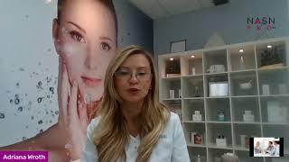 Virtual Consultations for Estheticians with Adriana Wroth