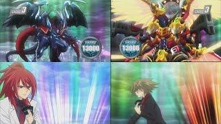 Revenger, Dragruler Phantom vs Dragonic Overlord