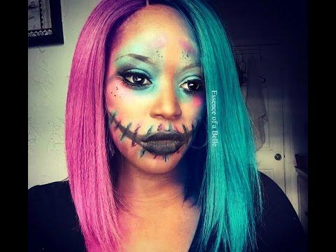 easy halloween cute clown makeup  youtube