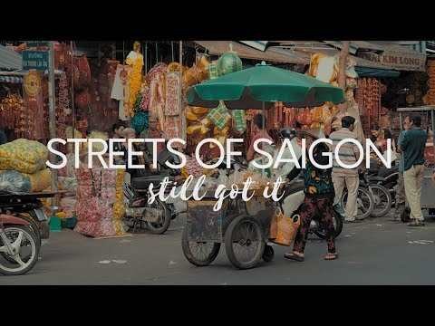 Streets Of Saigon // Vietnam Stories