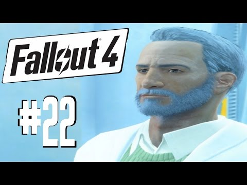 JOIN THE INSTITUTE? OR LEAVE YOUR SON BEHIND? - Fallout 4 PC Gameplay Part 22
