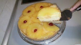 كيكة الأناناس اللذيذة //Ananas Cake