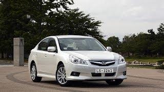 Subaru Legacy V 2009 седан