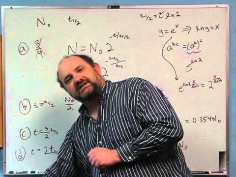 Foundations of Physics: Radioactive Decay