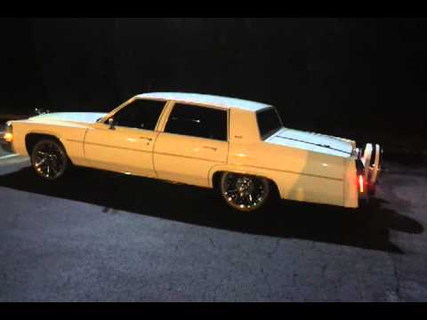 1981 Cadillac Sedan Deville - YouTube