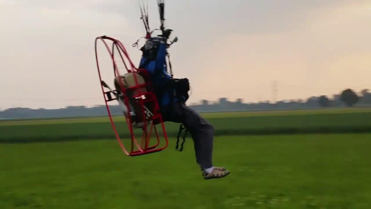 Paramotoring Fresh Breeze Solo 210 - PPG - Motorschirmfliegen