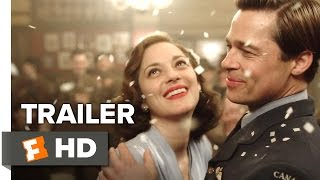 Allied Official Full online 1 (2016) - Brad Pitt Movie