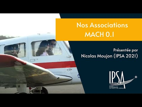 Association IPSA - Mach 0.1