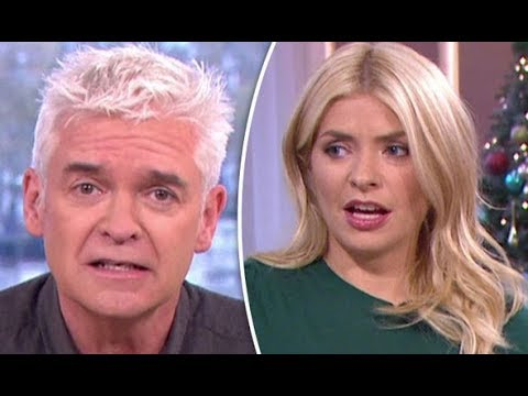 Phillip Schofield reveals REAL reason Holly Willoughby was paid less on This Morning
