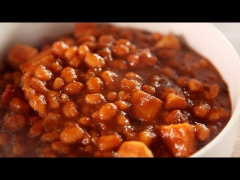 Baked Beans - Easy, Delicious, Homemade Baked Beans