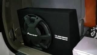 Pioneer Sub Woofer TS-WX 306B