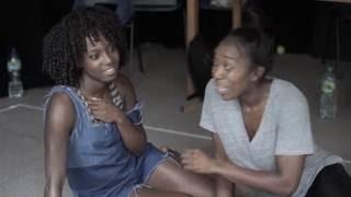 GIRLS- Behind the Scenes