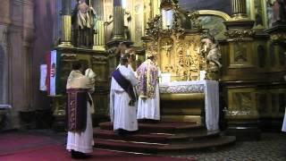 Dominica I Adventus - missa sollemnis