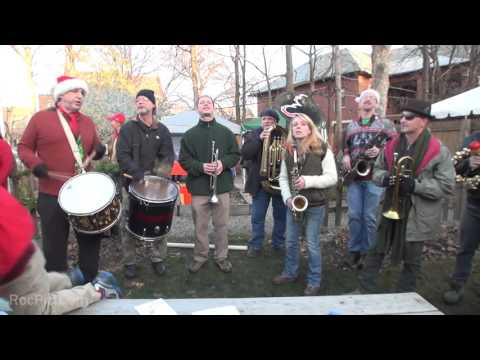 The Buddhahood ~ Jingle Bells 1 ~ South Wedge Christmas Rochester NY