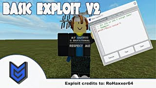 ROBLOX EXPLOIT ✔️BASIC EXPLOIT V2 ✔️(WORKING)BTOOLS,CLICK TP, KILL ALL AND MORE!!! ✔️(Unpatchable)✔️