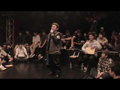 JUDGE YAZAKI MASATO YUKA interview / BackGround!! vol.01 2ND STAGE LOCK DANCE BATTLE