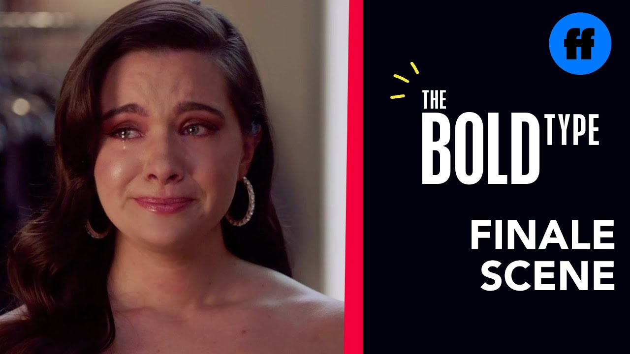Download The Bold Type Season 5 Finale | Jane, Kat, and Sutton Say Goodbye | Freeform