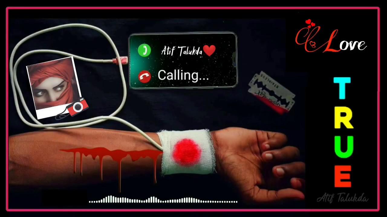 NEW Trend Bleeding Hand whatsapp Status ! Sad, heart ...