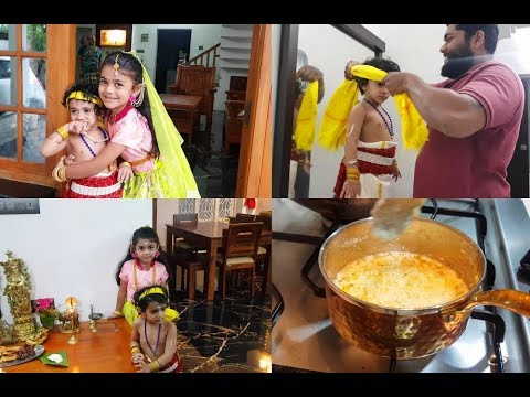 krishna-jayanthi-celebration-2019---ghee-recipe-in-tamil---yummy-tummy-vlog