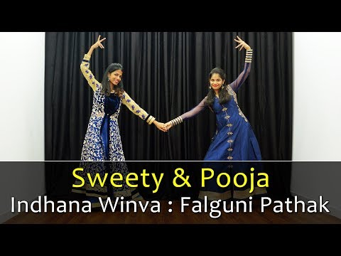 Indhana Winva Song Falguni Pathak Dance | Rajasthani Dance | Hindi Songs For Dancing Girls