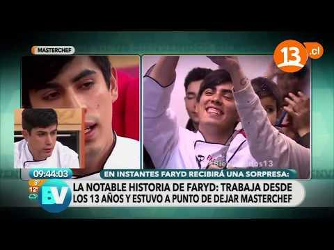 La historia de esfuerzo de Faryd (Parte 1)   Bienvenidos
