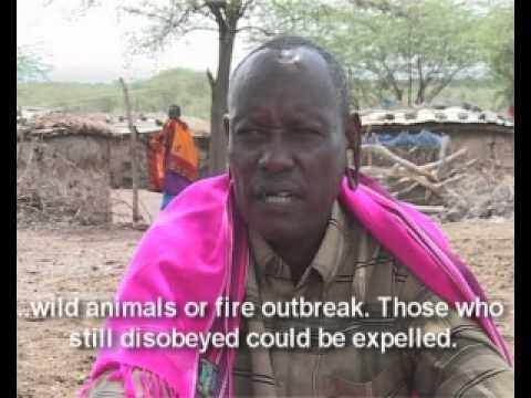 Masai Pastoralism: an agricultural heritage of Kenya