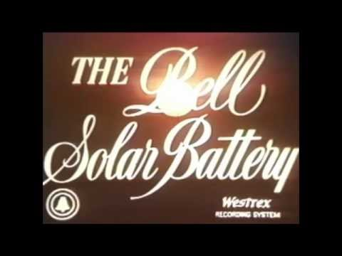 60 Years! Happy anniversary, silicon solar cell