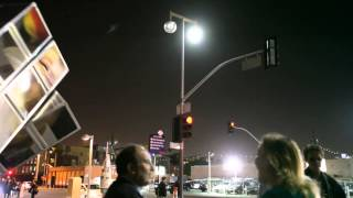 Downtown Los Angeles 5.1 Earthquake Live March 28, 2014
