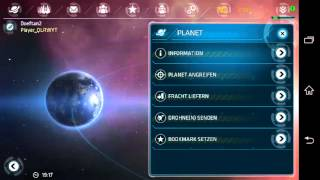 Galaxy on Fire Alliances Gameplay Deutsch