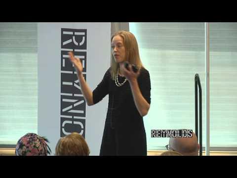 Wendy Kopp at NYU Reynolds, 4/22/13