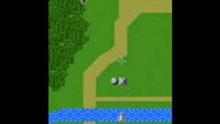Xevious arcade gameplay