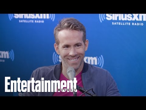 'Deadpool 2' Star Ryan Reynolds On His 'Feud' With Hugh Jackman | Entertainment Weekly