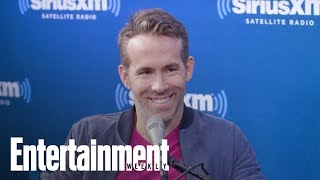 'Deadpool 2' Star Ryan Reynolds On His 'Feud' With Hugh Jackman | Entertainment Weekly