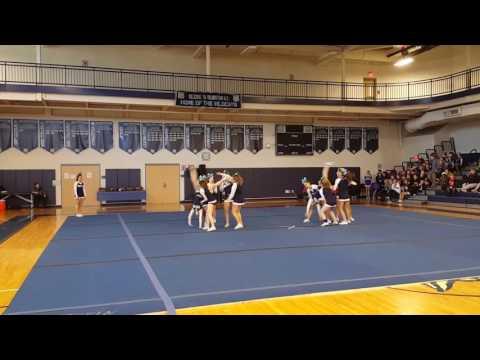 Wilmington High School CheerLeading  3-5-17