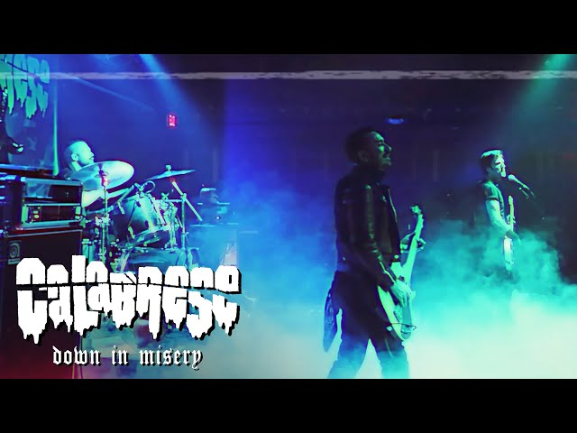 CALABRESE - Down in Misery | LIVE, RAW & EVIL | Mesa, AZ - 2019