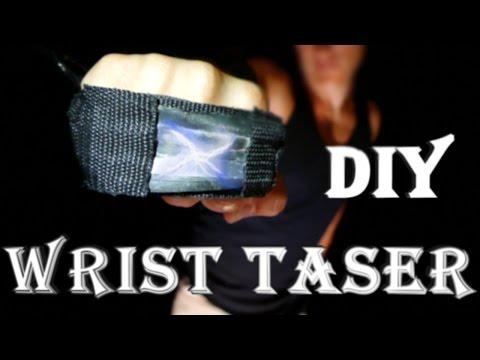 DIY Taser Glove! - Spy Gadget (Punch With Electricity)
