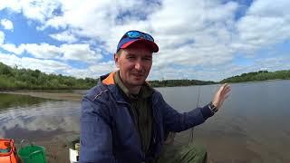 Рыбалка на Вятке Мелочь но приятно