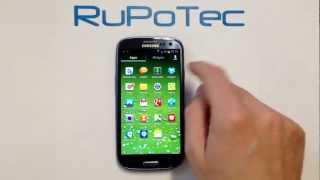 Set your own ringtones on the new Samsung Galaxy S3