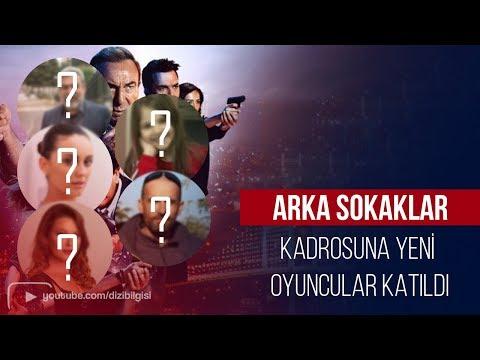 Arka Sokaklar Dizisine Yeni Oyuncular Katıldı (Nasuh,Şebnem,Canan,Ceren,Firaz Kimdir?)