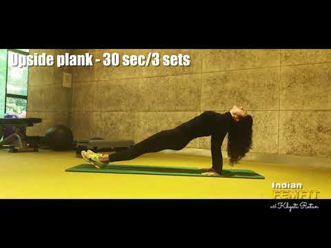 10-minutes-flat-stomach-workout---stomach-exercises---get-a-flatter-stomach-workout-(hindi/-english)