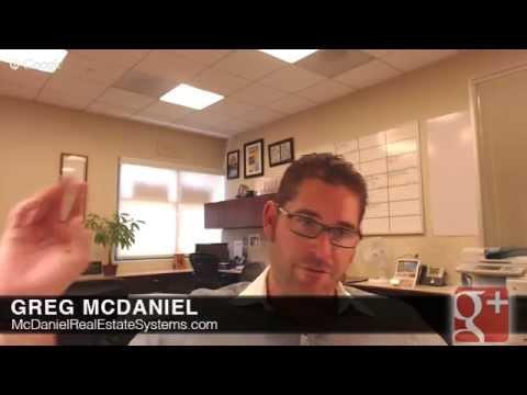 Live Prospecting Session w/Greg McDaniel