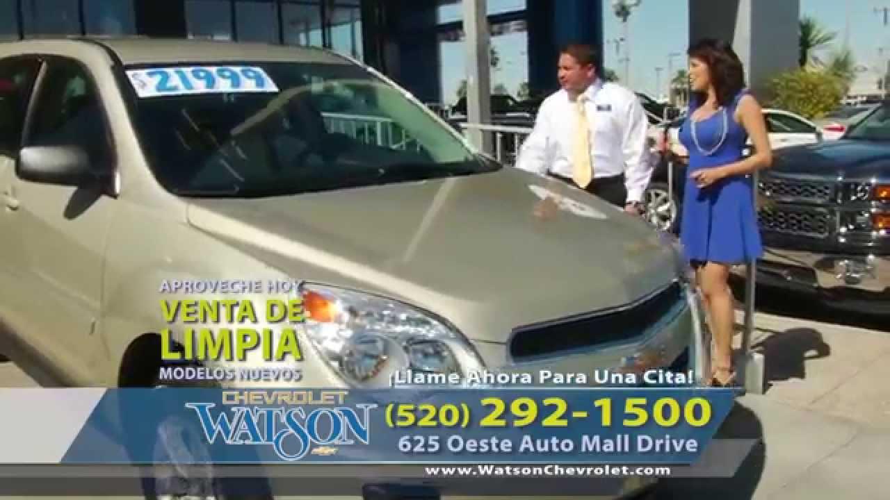 90 Watson Chevrolet - Segt #1 Venta de Limpia - YouTube