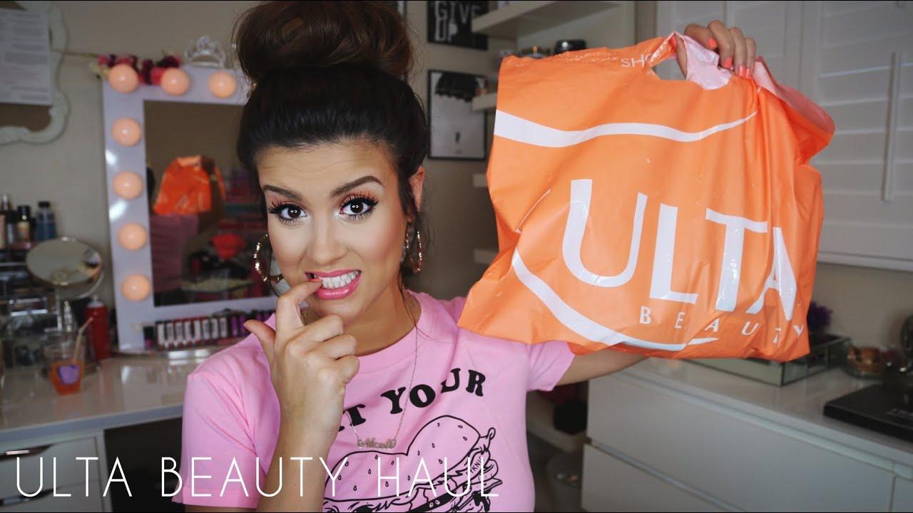 ulta beauty haul - youtube