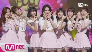 [OH MY GIRL - Coloring Book] KPOP TV Show | M COUNTDOWN 170427 EP.521