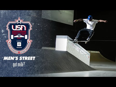 Men's Street Final | 2021 USA Skateboarding National Championships Presented By Toyota