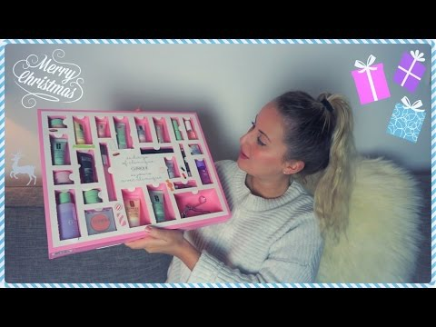 CLINIQUE ADVENT CALENDAR 2016 || COMPLETE UNBOXING || 24 DAYS OF CLINIQUE ||| Charlotte Blitzblum